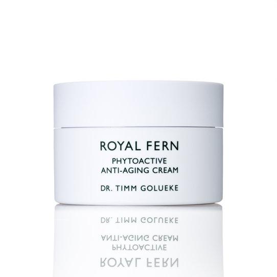 Royal Fern Anti Aging Creme