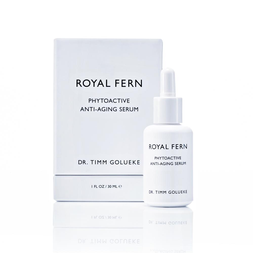 Royal Fern Anti Aging Serum