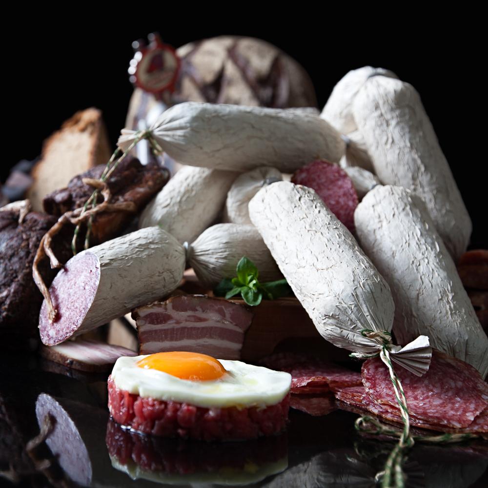 Rutz Weinbar Restaurant Berlin Salami
