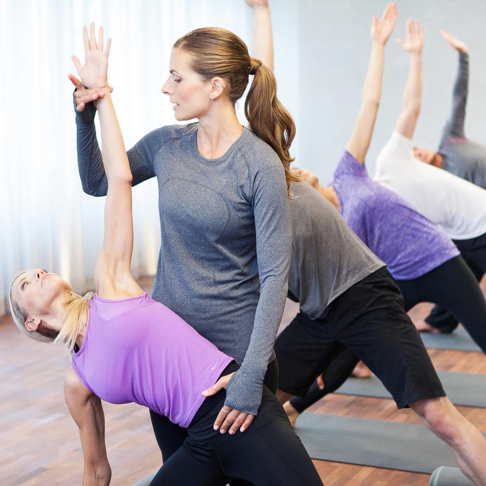 Sports Health Yoga Studio München