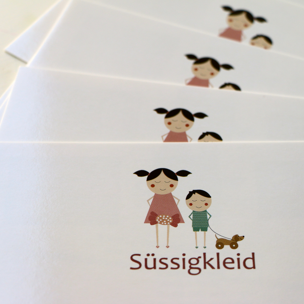 Süßigkleid Kindermode Zürich Logo