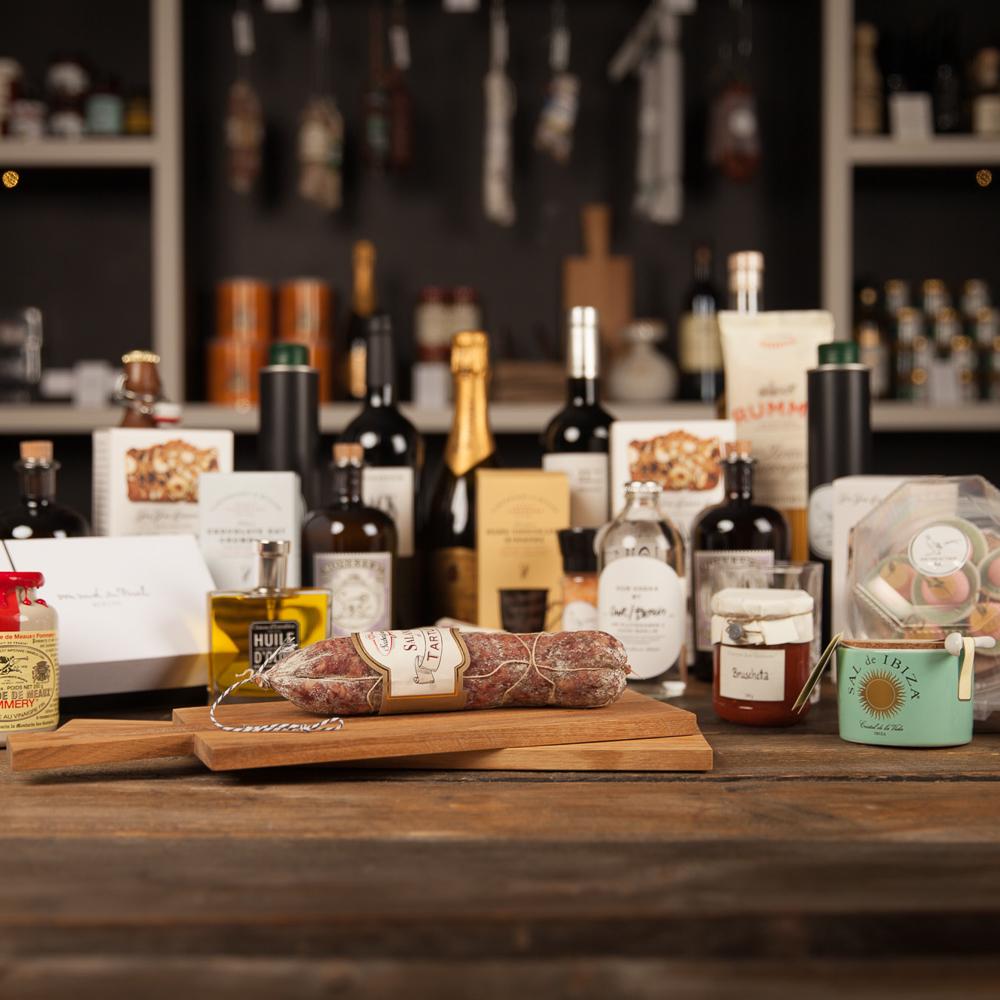 Von und zu Tisch Feinkost Berlin Produkte