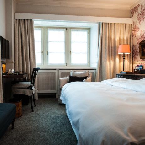 Hotel Kindli Zürich Doppelbett