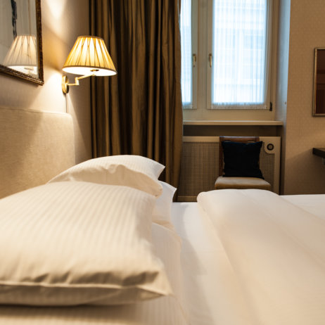 Hotel Kindli Zürich Kissen