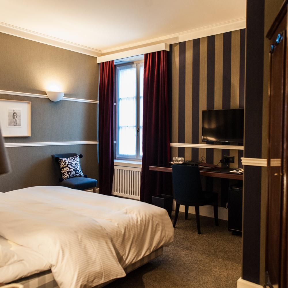 Hotel Kindli Zürich Zimmer
