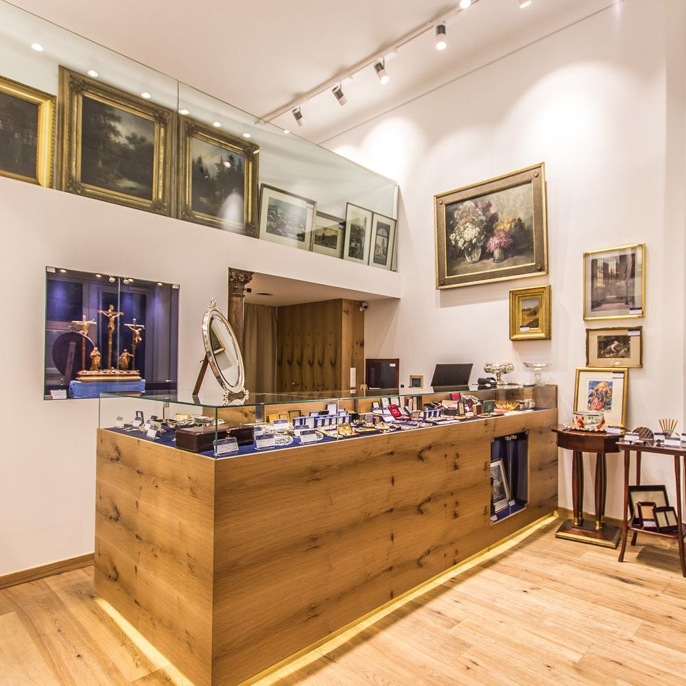 Auktioneum Auktionshaus Wien Ausstellung