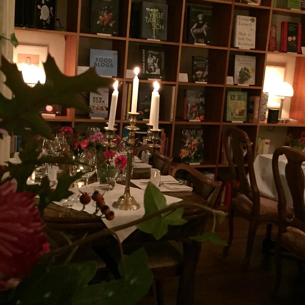 Osteria Candosin Zürich Gastraum