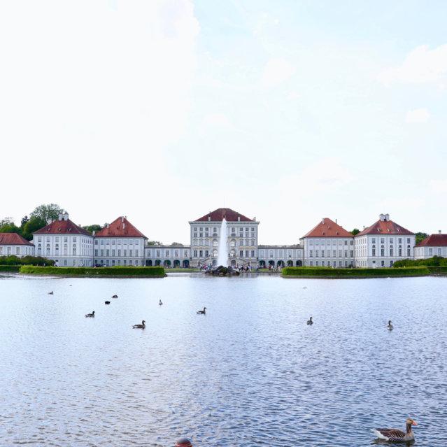 Schloss und Park Nymphenburg München-2