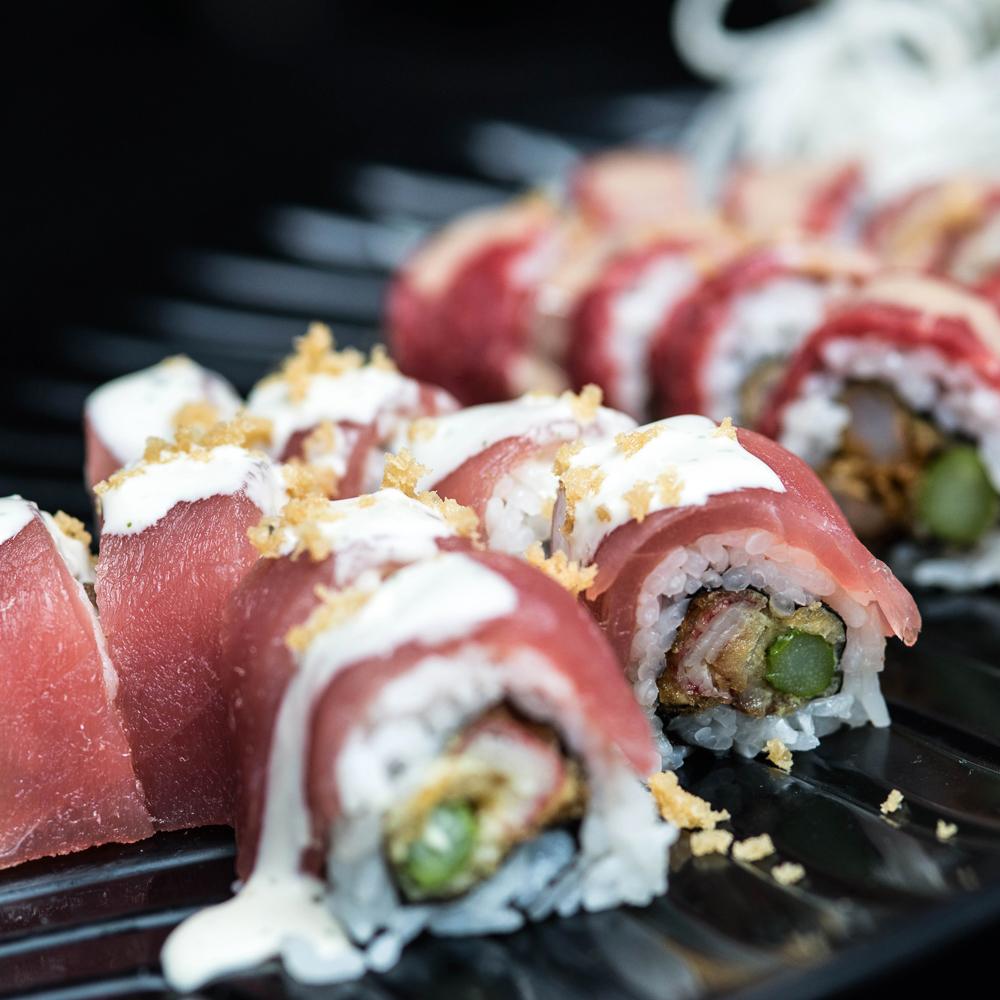 Stocks Kaminstube Hamburg Sushi