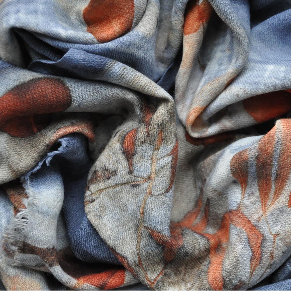 Tankai Taschen und Tücher Wien Tuch mit Muster