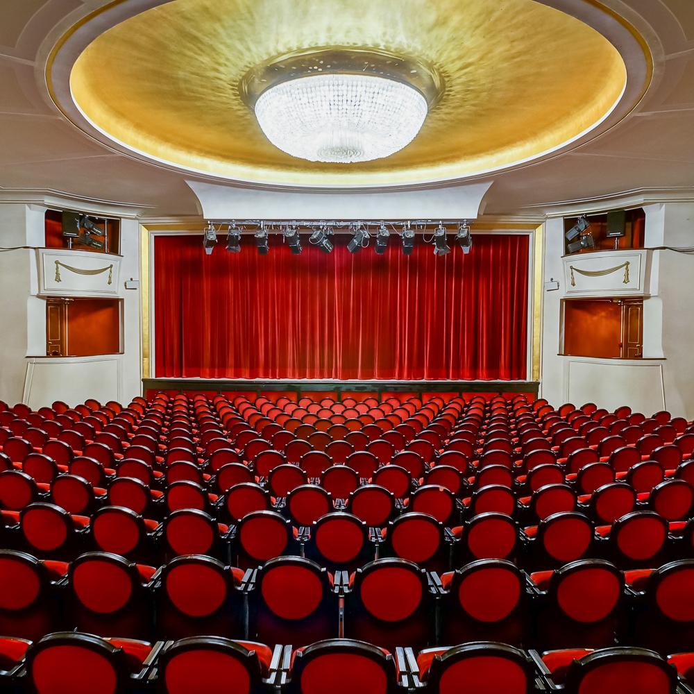 Theater und Komödie am Kurfürstendamm Sitze