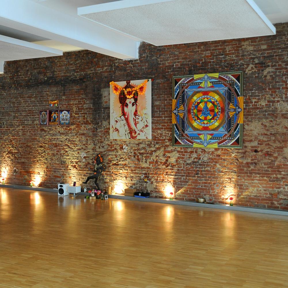Yogaraum Hamburg