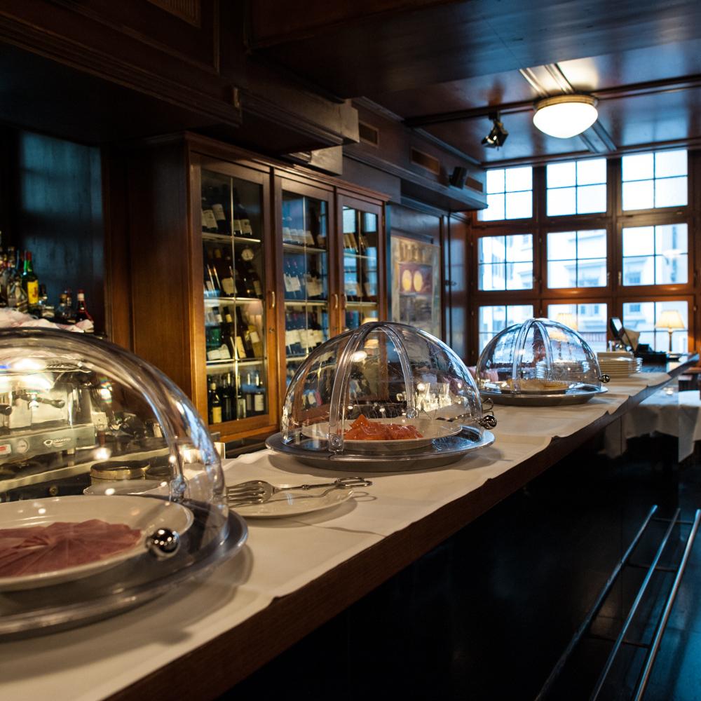 Restaurant Kindli Zürich Platten