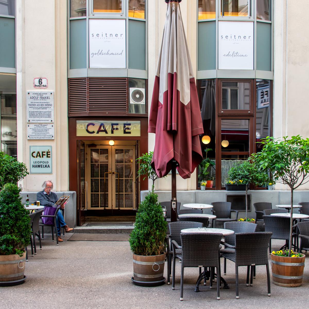 Café Hawelka in Wien-2