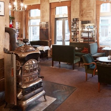 Café Jelinek Kaffeehaus Wien
