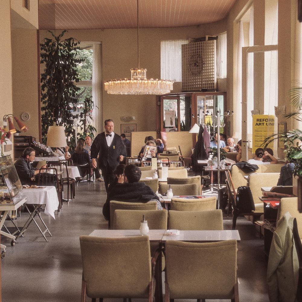 Cafe Prückel Kaffeehaus Wien