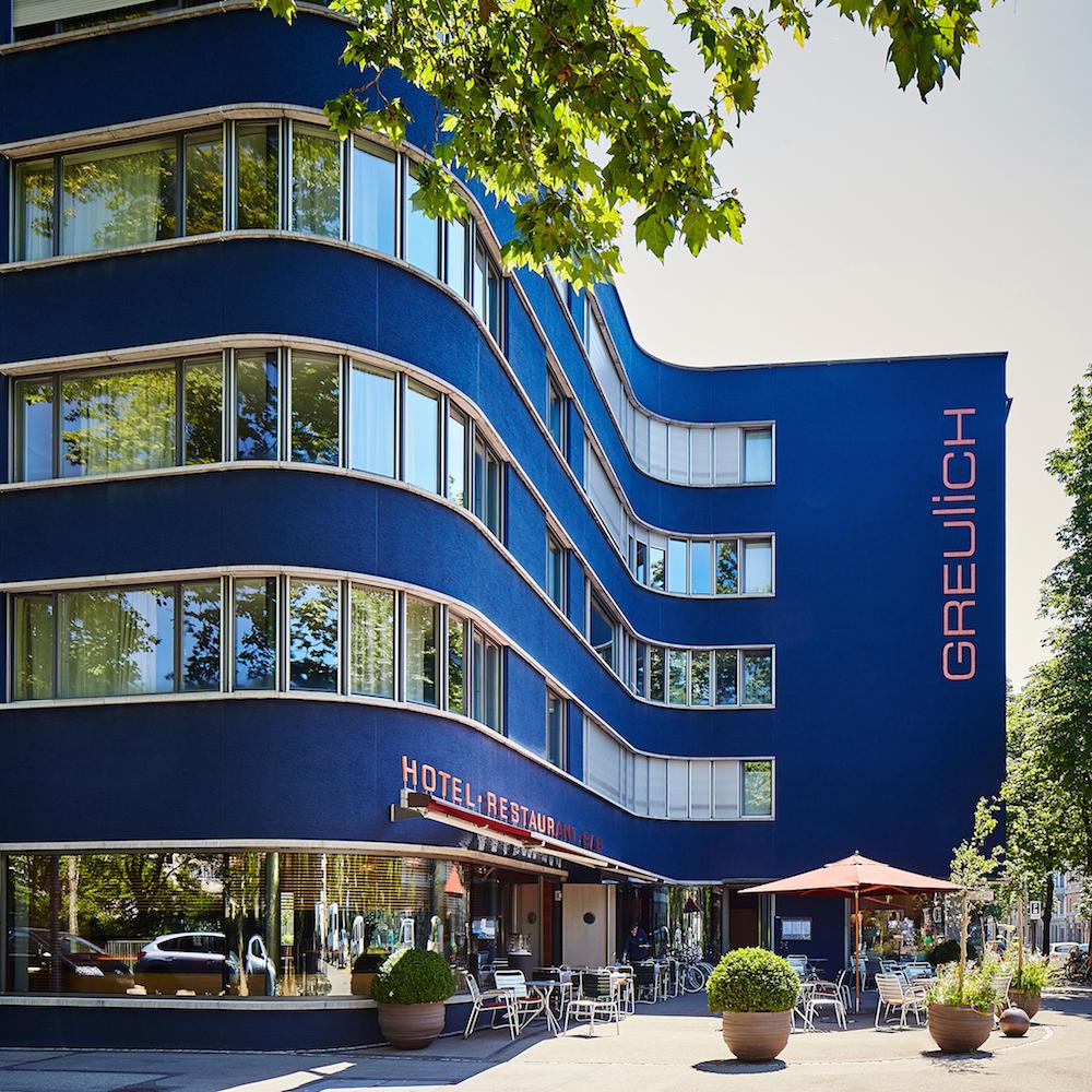 Design hotel greulich zurich creme zurich for Design merrion hotel 4