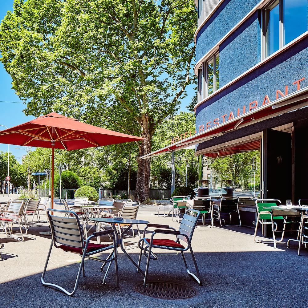Designhotel Greulich Zürich Boulevard