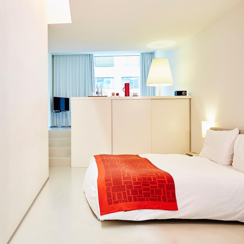 Designhotel Greulich Zürich Design Doubleroom