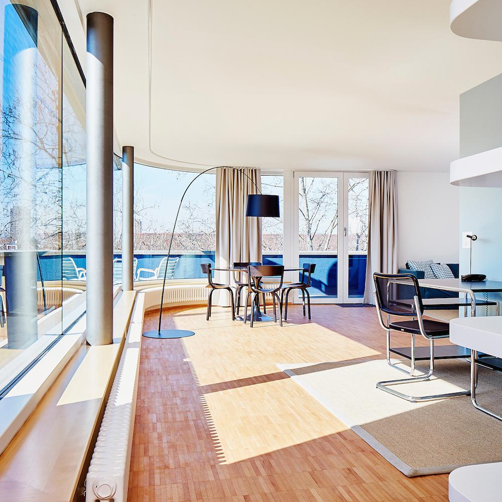 Designhotel Greulich Zürich Penthouse Loft