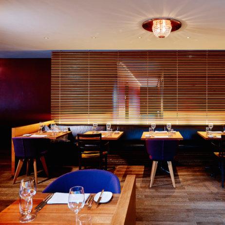Designhotel Restaurant Greulich Zürich