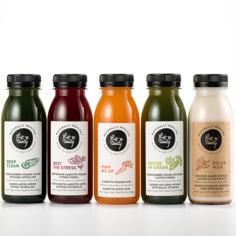 Fit'N'Tasty Cold Pressed Juices Zürich