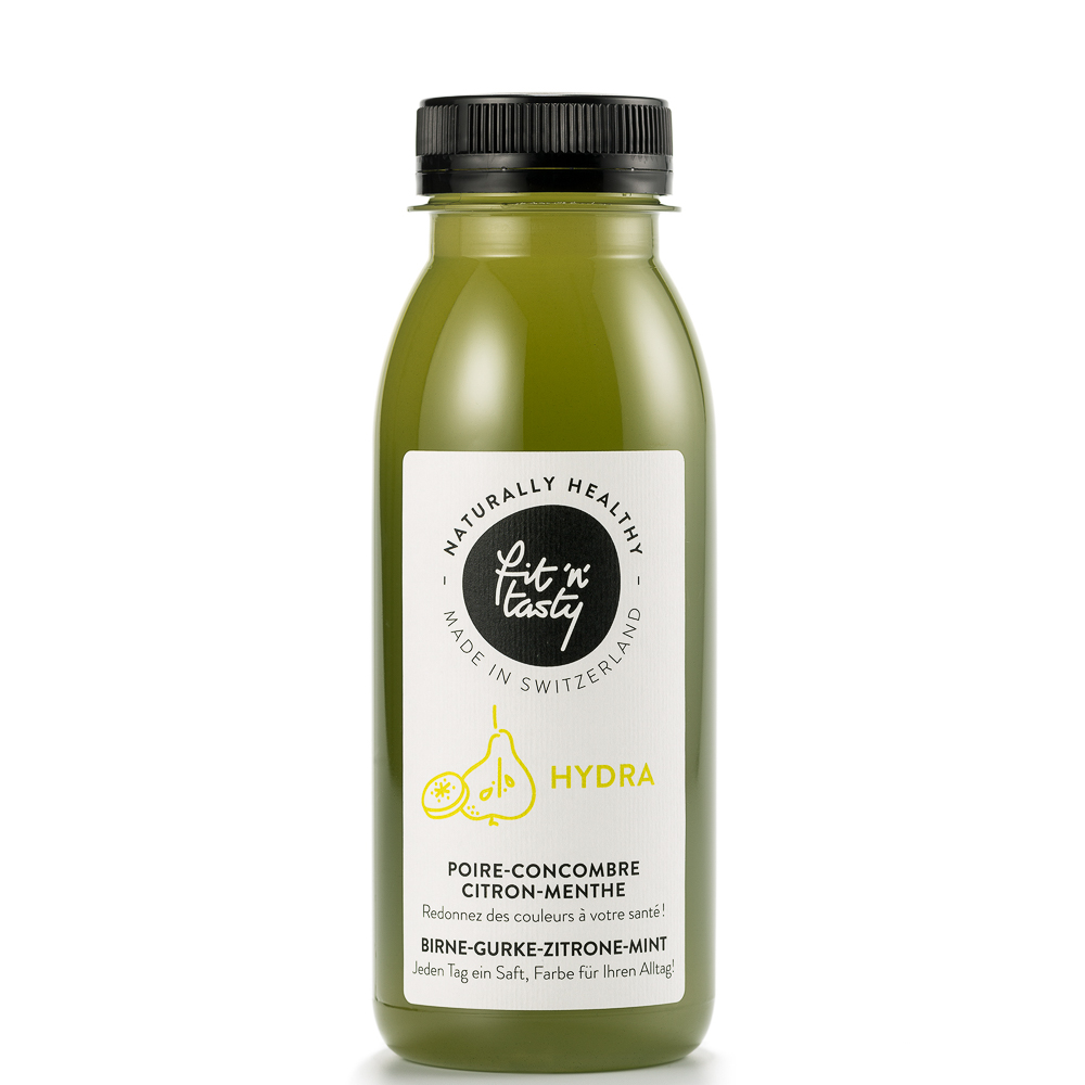 Fit'N'Tasty Cold Pressed Juices Zürich Hydra