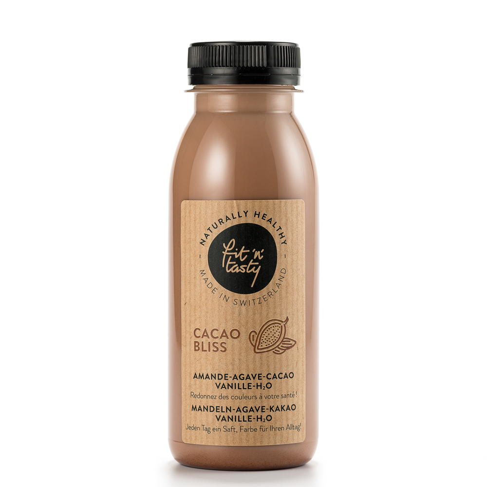 Fit'N'Tasty Cold Pressed Juices Zürich Cacao Bliss