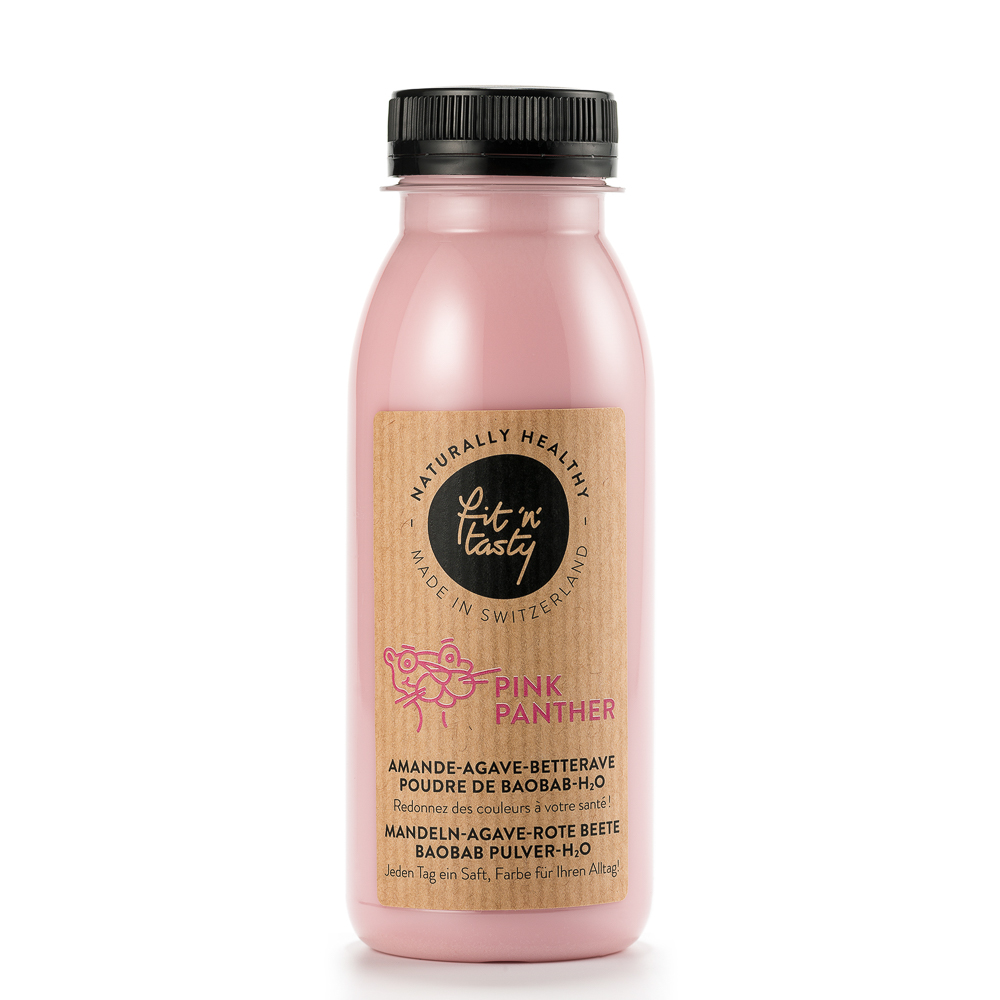 Fit'N'Tasty Cold Pressed Juices Zürich Pink Panther