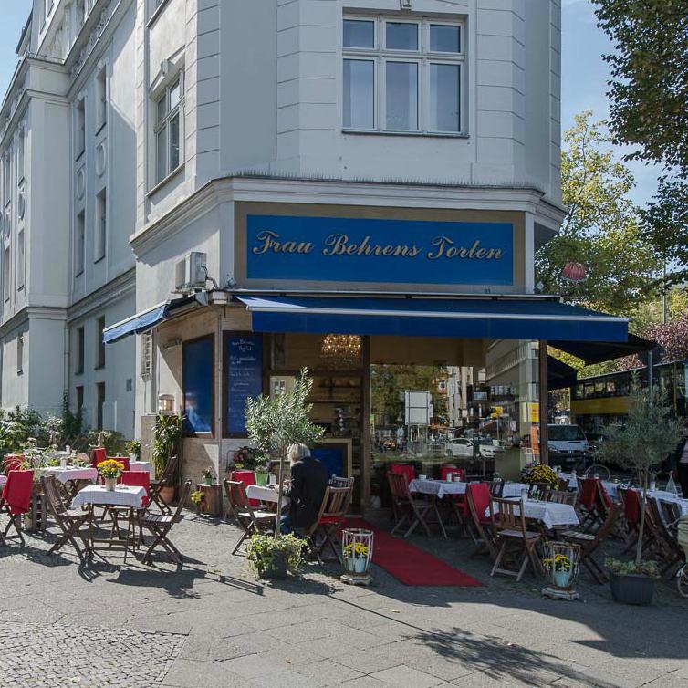 Konditorei Frau Behrens Torten Friedenau Berlin Creme Guides