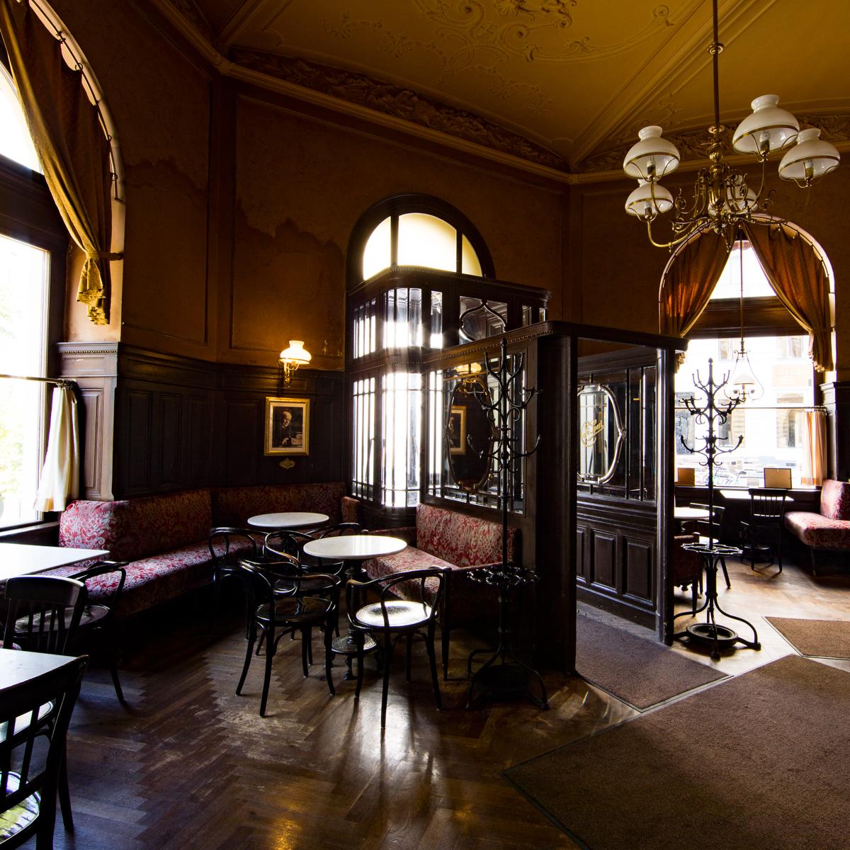 Kaffeehaus Café Sperl in Wien-2