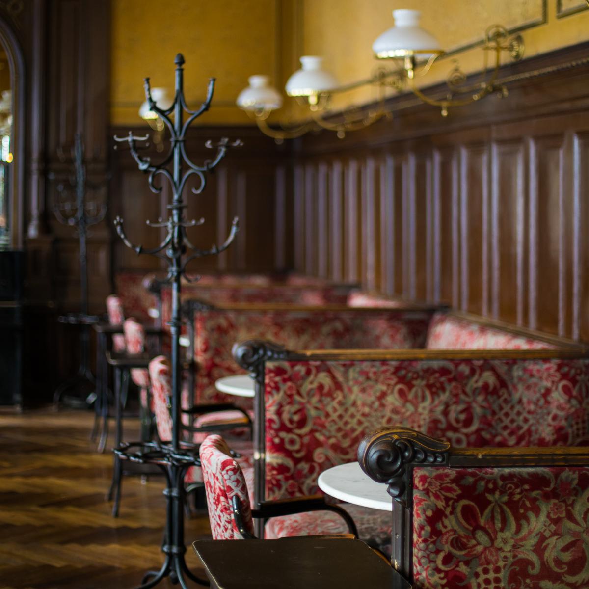 Kaffeehaus Café Sperl in Wien-4