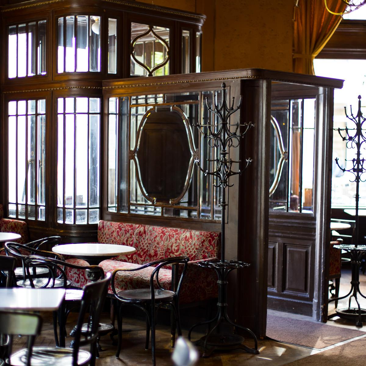 Kaffeehaus Café Sperl in Wien-6