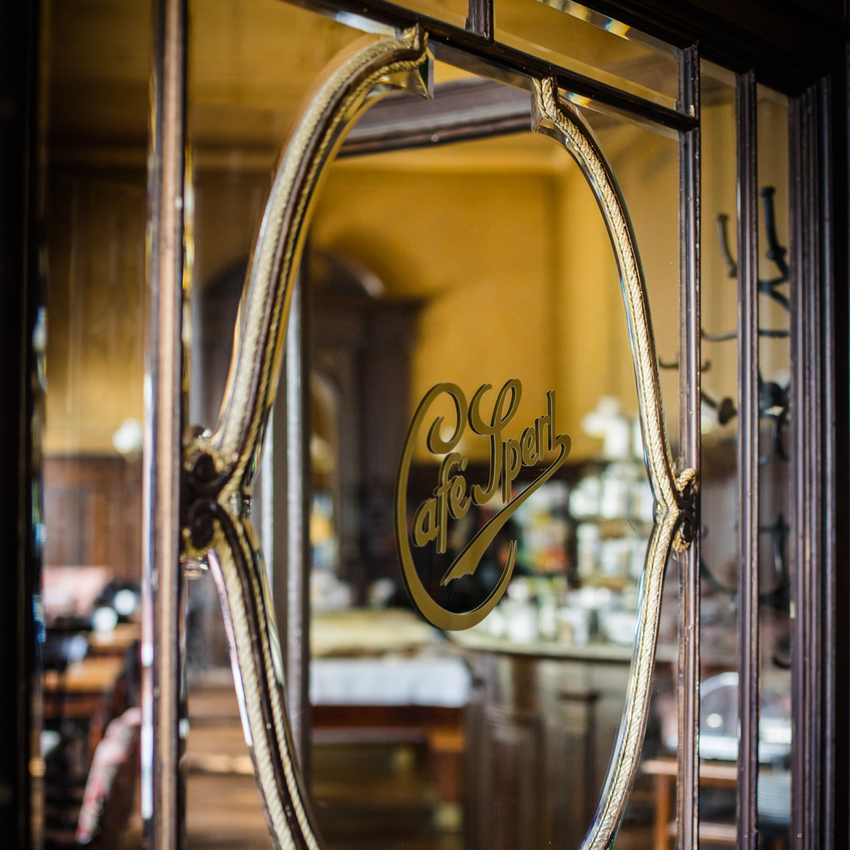 Kaffeehaus Café Sperl in Wien