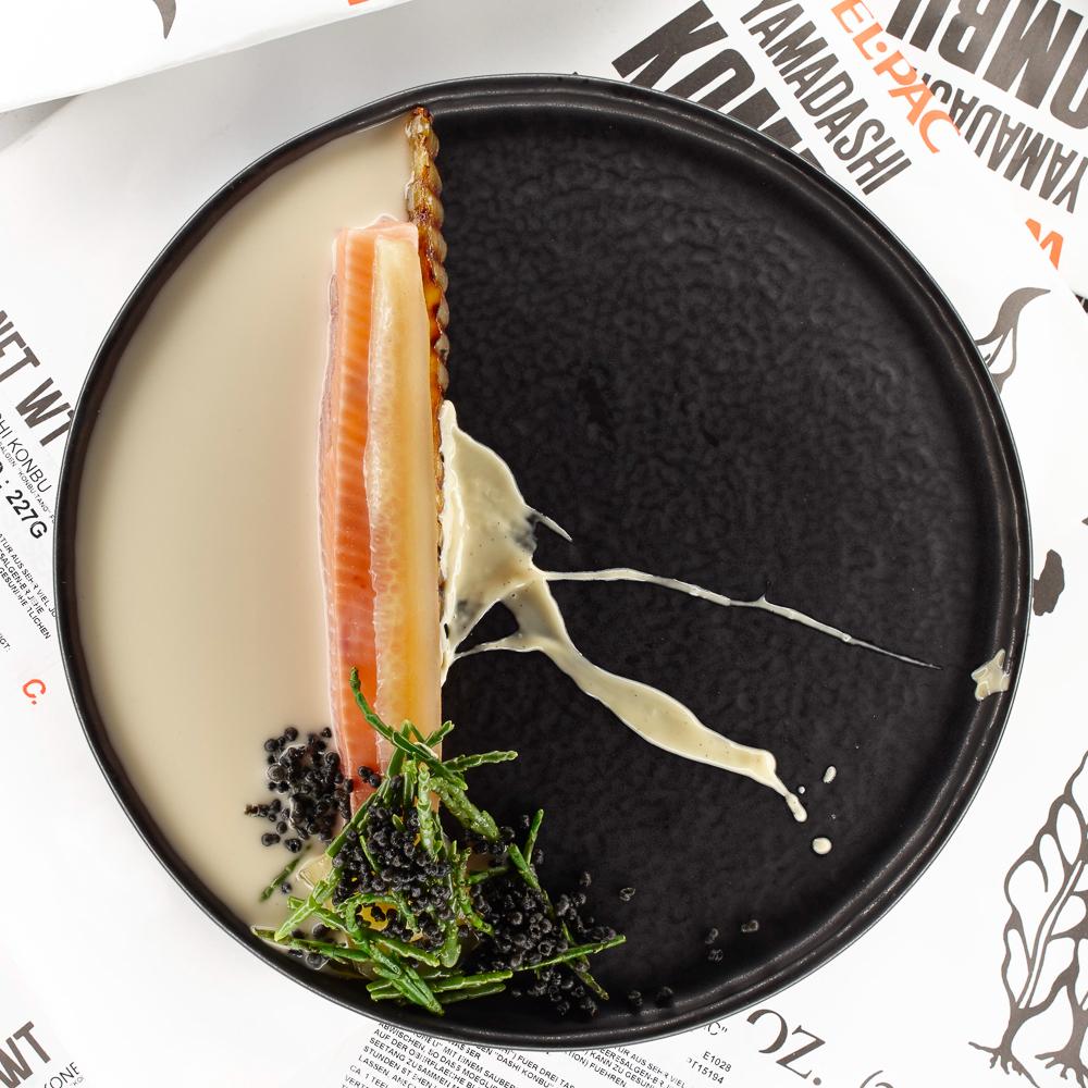 Marthas Restaurant Berlin Speisen Lachs