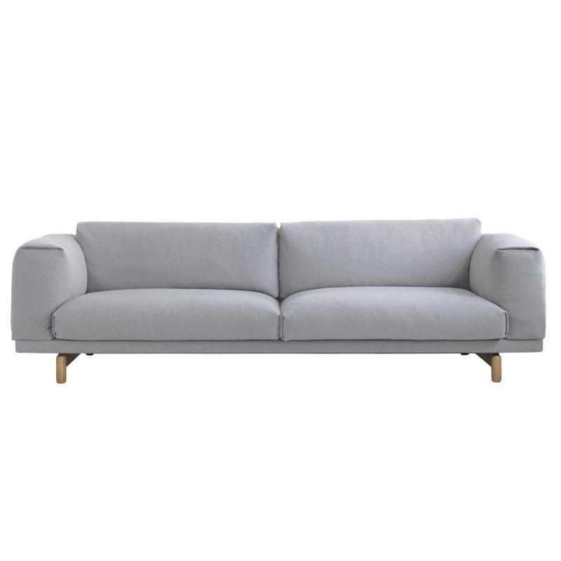 Rest Sofa Muuto in grau
