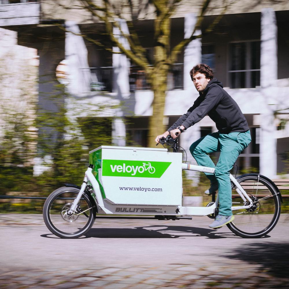 Veloyo Fahrrad Service Berlin Hamburg