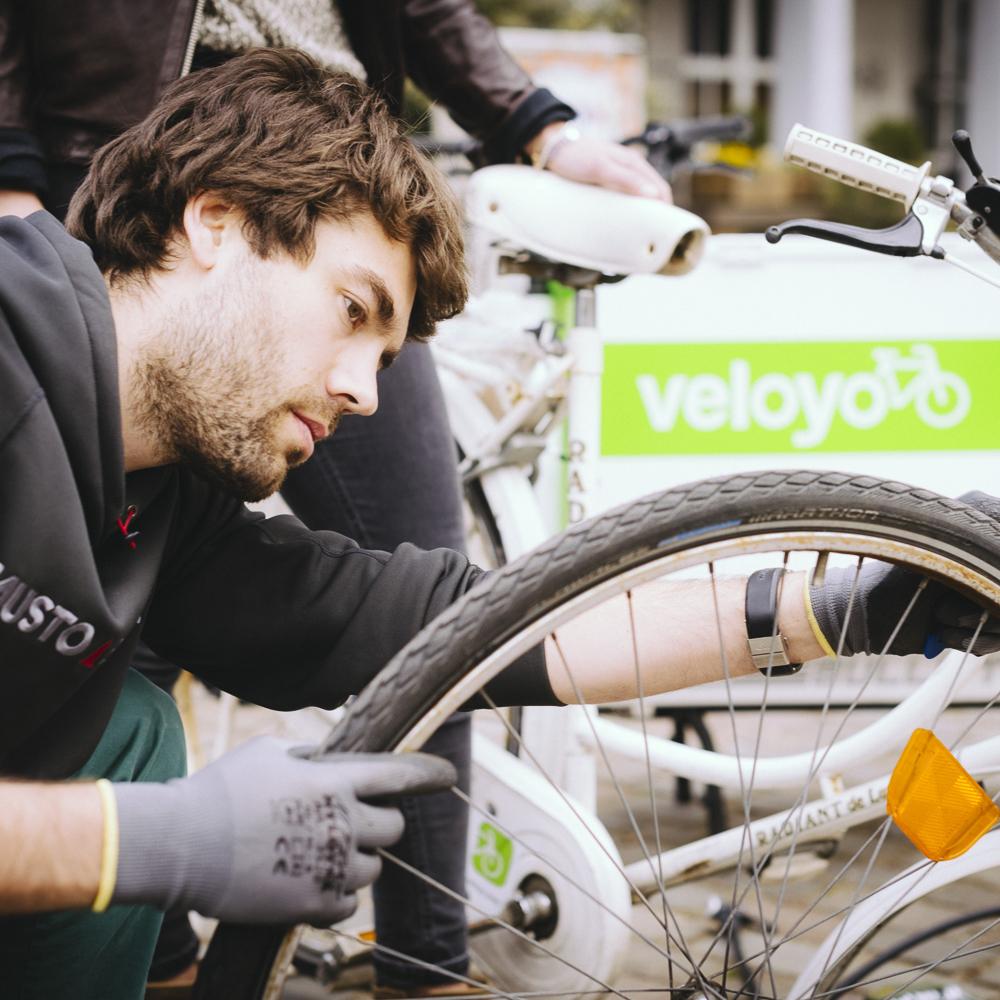 Veloyo Fahrrad Reparatur Service Berlin Hamburg