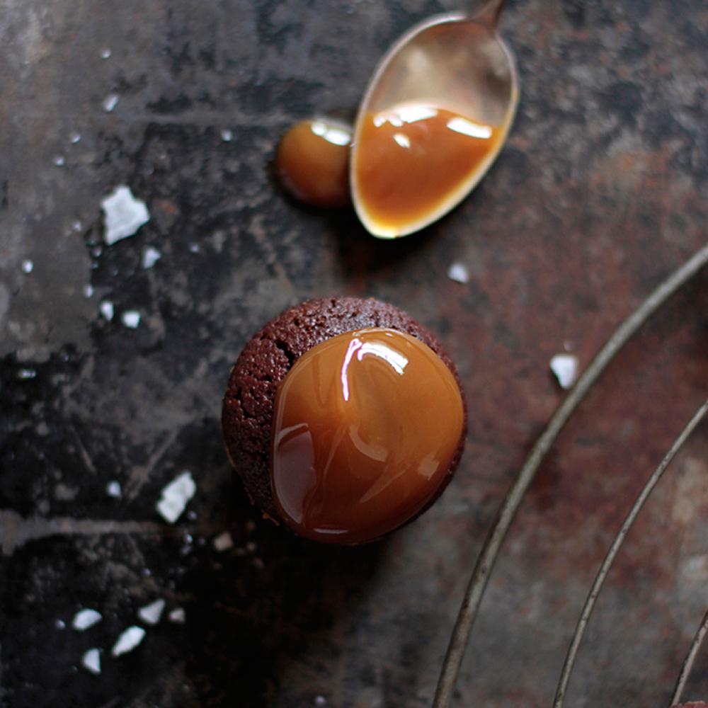Vivi D'Angelo Foodphotography Caramel