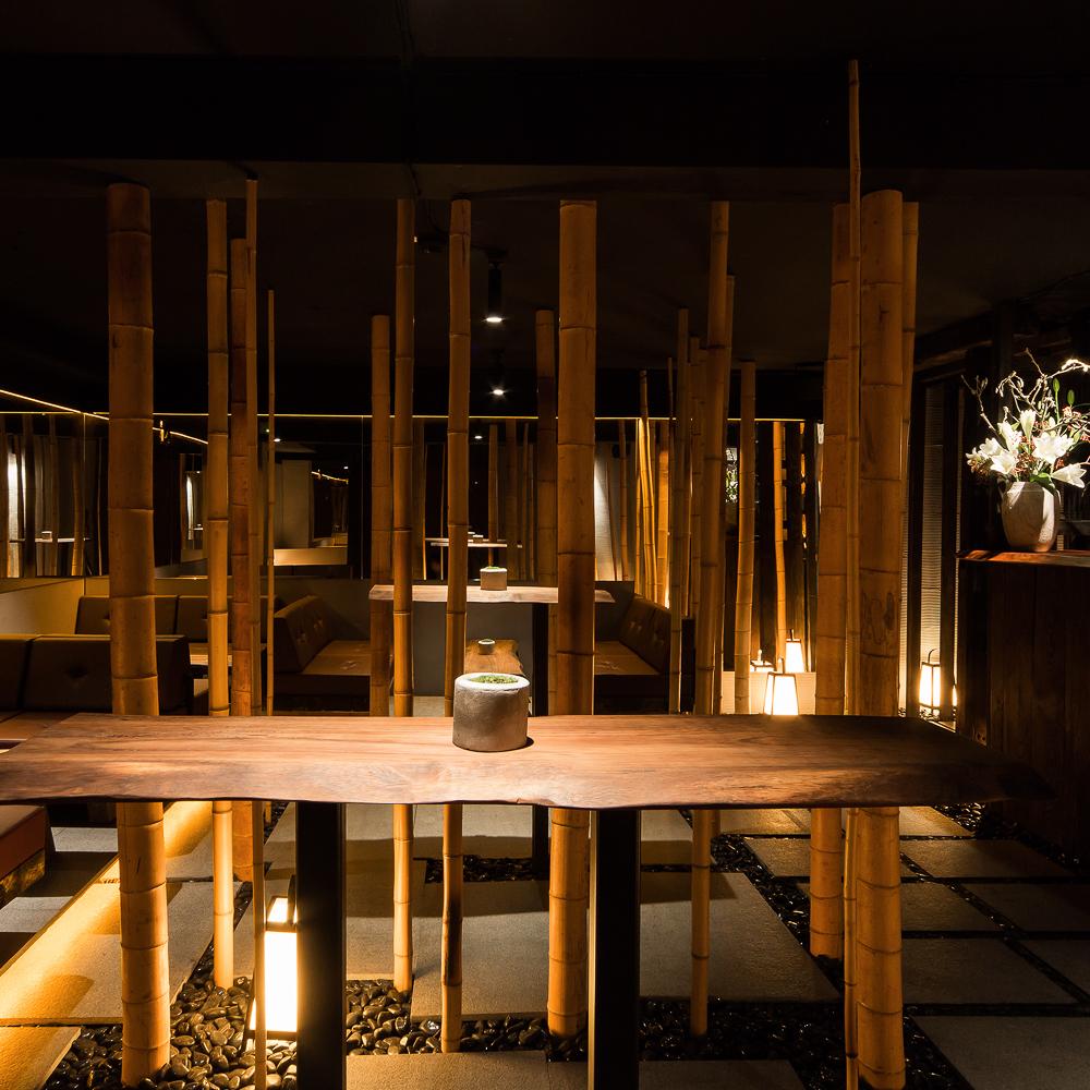 Zenkichi Japanisches Restaurant Berlin Tisch
