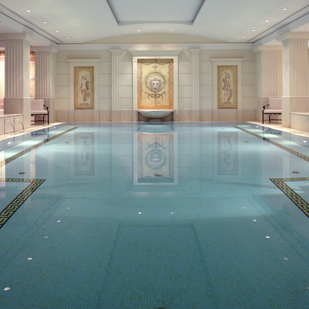 Adlon Hotel Berlin Kempinski Brandenburger Tor Pool