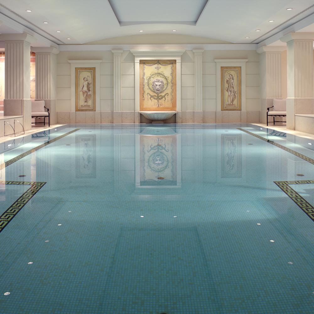 Adlon Hotel Berlin Kempinski Brandenburger Tor Pool