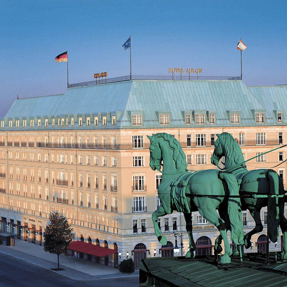 Adlon Hotel Berlin Kempinski Brandenburger Tor