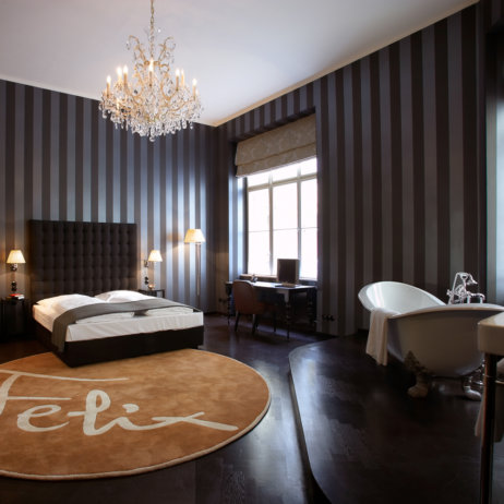 Altstadt Vienna Hotel Wien Zimmer mit Badewanne