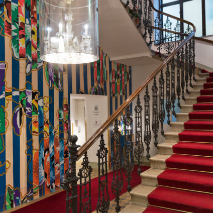 Altstadt Vienna Hotel Wien Treppe