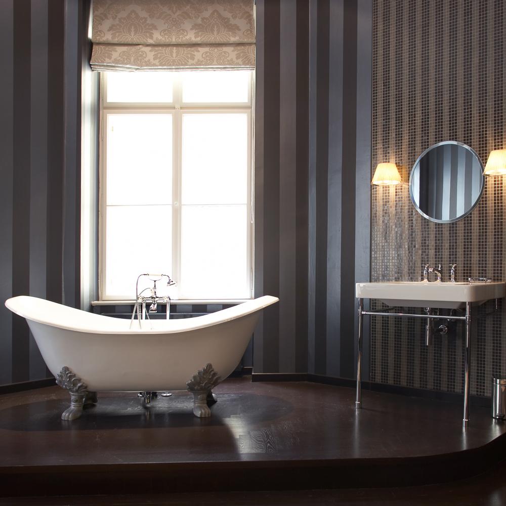 Altstadt Vienna Hotel Wien freistehende Badewanne
