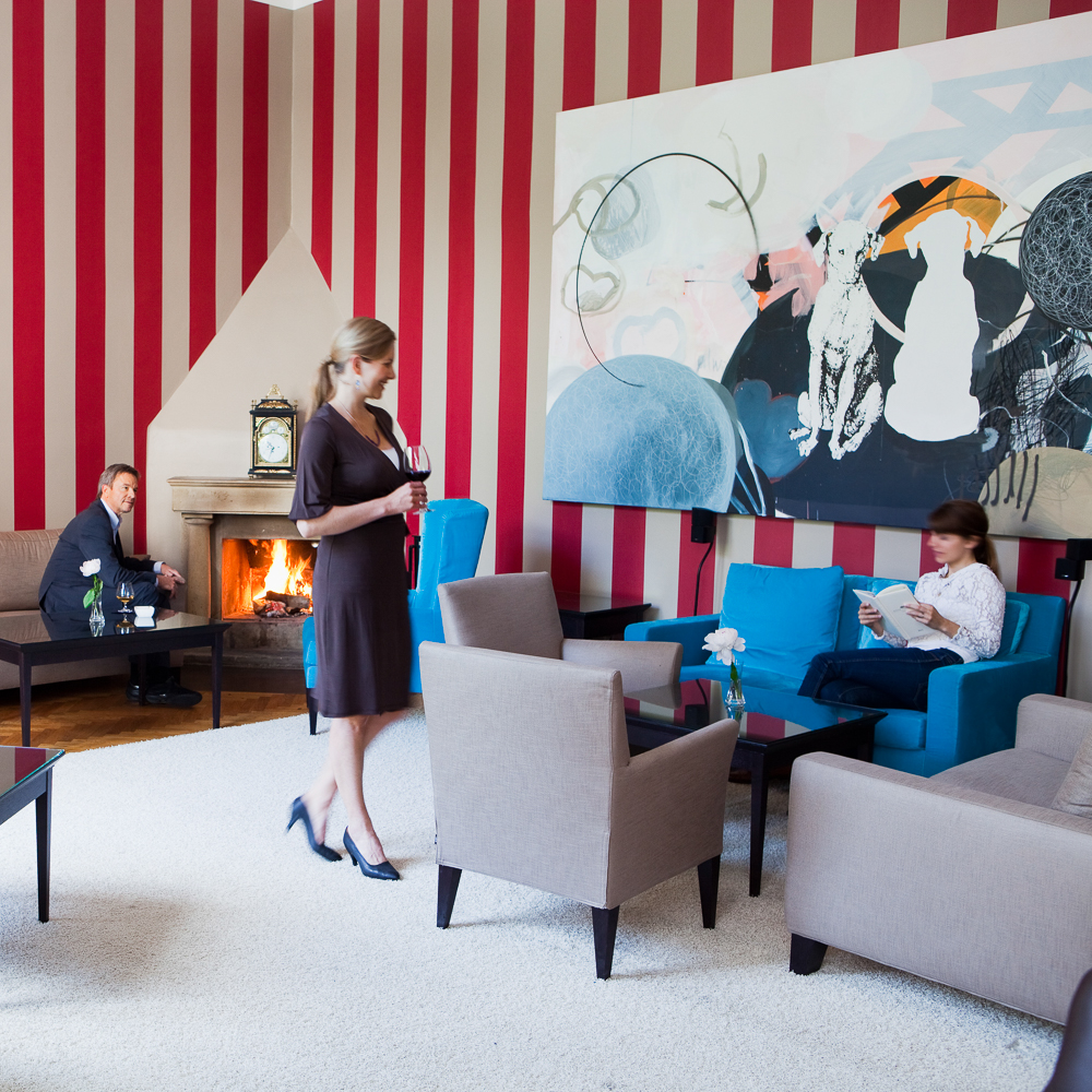 Altstadt Vienna Hotel Wien Lobby