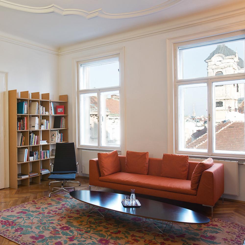 Altstadt Vienna Hotel Wien Wohnraum