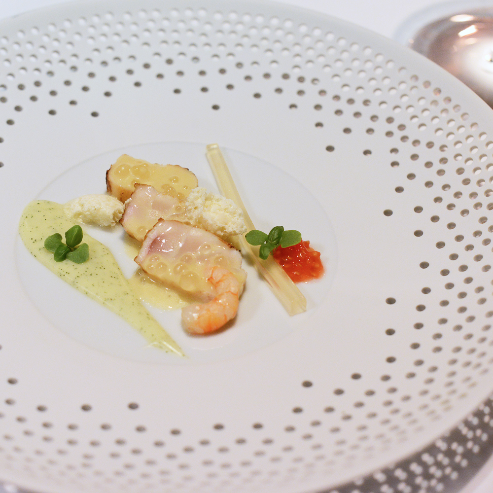 Cinco Restaurant Hotel Stue Berlin Tiergarten Seafood