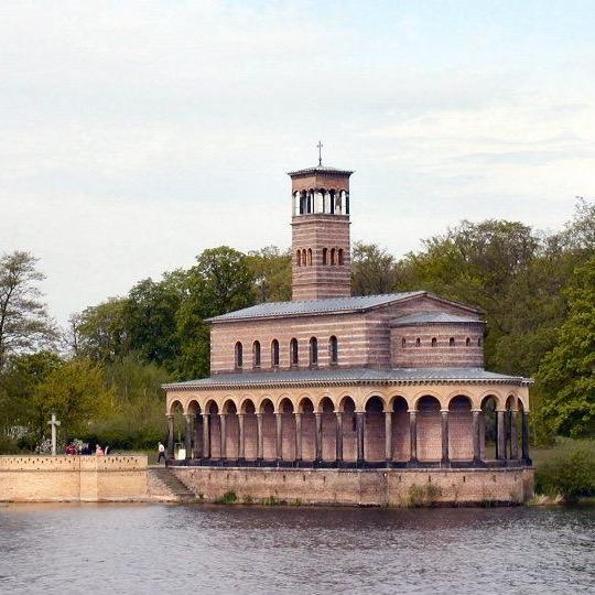 Heilandskirche Potsdam Sacrow